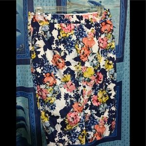 The Limited Skirts - The limited Pencil Skirt Sz 4